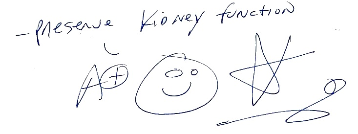 kidney lab report Tracking your test results over time can show you how your kidneys are doing  here are  you can track your lab test results you are the  you are the only  one who can take your medicines, follow a meal plan, and report your symptoms.