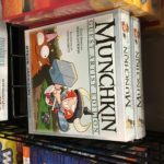 I've never heard of these Munchkin games.