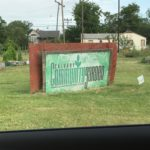 We have a Community Garden, across the street from our church.